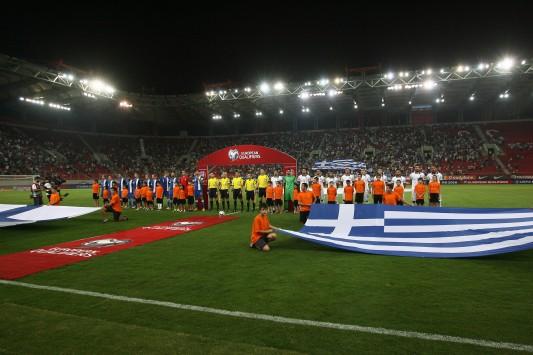 Δεν έχει προηγούμενο η γκάφα με τον Εθνικό Ύμνο στο Ελλάδα – Φινλανδία !!!!