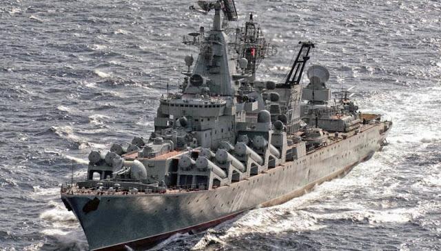 """ΠΡΑΞΗ ΠΟΛΕΜΟΥ-Οι Ρώσοι στέλνουν έξω από τη Λαττάκεια πυραυλοφόρο-Έτσι θα """"απαντήσει"""" ο Πούτιν …"""