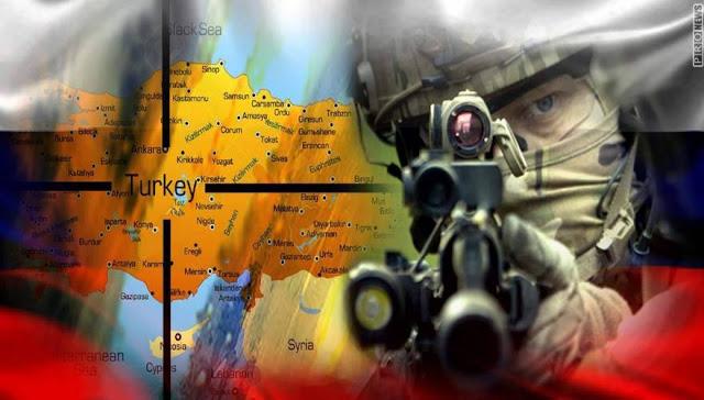 Οι Τούρκοι έκλεισαν τα Στενά και οι Ρώσοι ετοιμάζονται να τα ναρκοθετήσουν!