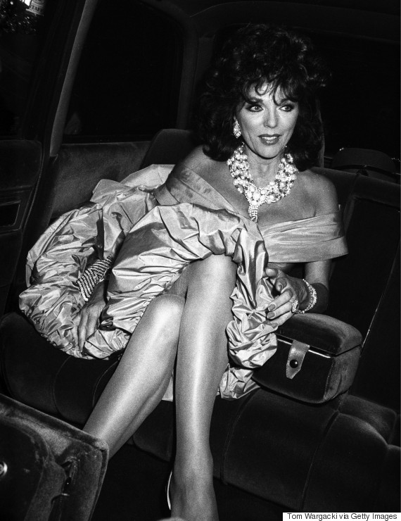 Joan Collins In The Stud