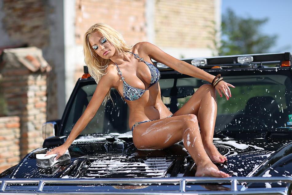 Sexy girl wash, fuck hantai
