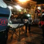 """ΛΟΥΤΡΟ ΑΙΜΑΤΟΣ έξω από το σταθμό Λαρίσης μεταξύ ένοπλων Αλβανών ταξιτζήδων! Βγήκαν τα κουμπούρια! Ένας στο νοσοκομείο… (ΑΠΟΚΛΕΙΣΤΙΚΑ ΠΛΑΝΑ&ΦΩΤΟ """"Makeleio.gr"""")"""