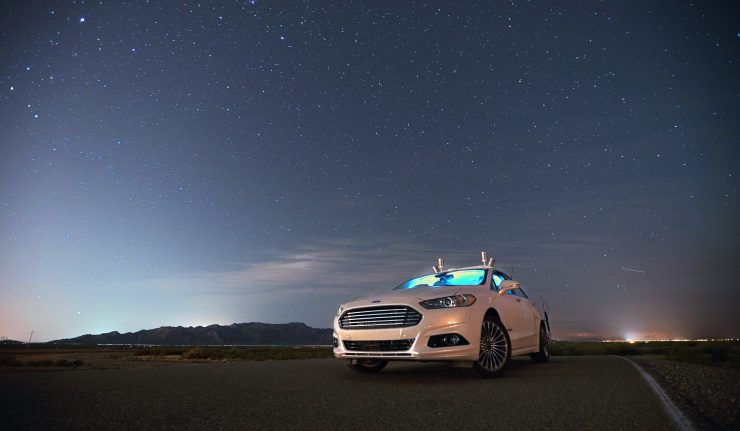 Nightonomy autonomous driving