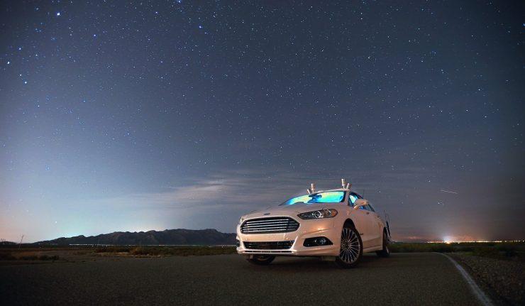 Nightonomy autonomous driving