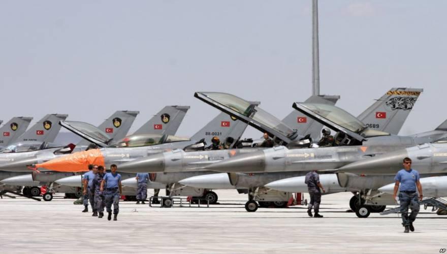 turkish f-16 2
