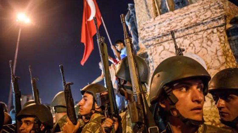 πραξικοποιμα τουρκια