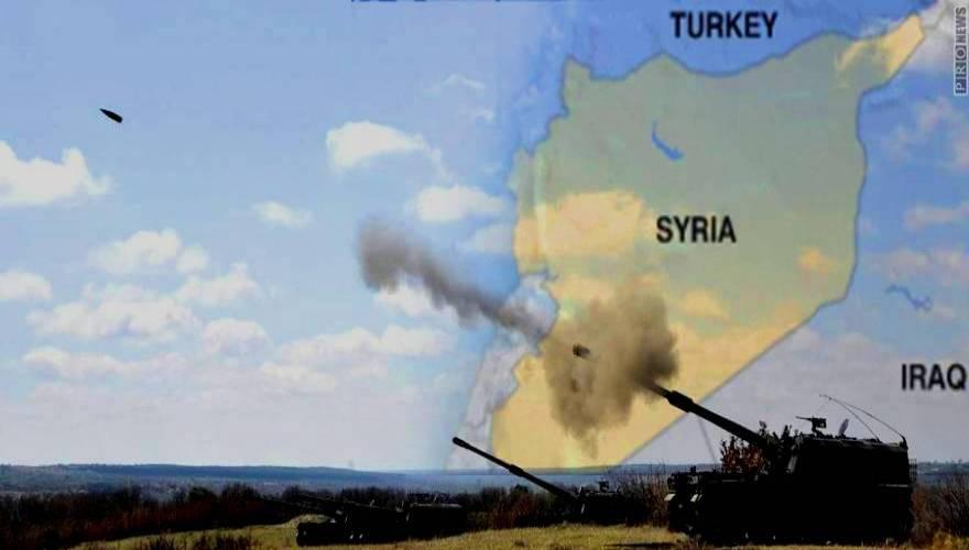 Syria-Tourkiko pirovoliko2