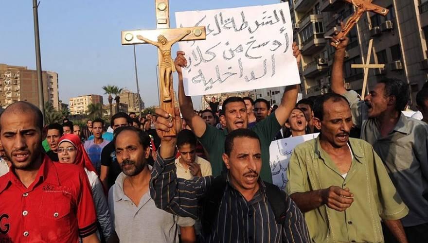 ekteleseis xristianon syria
