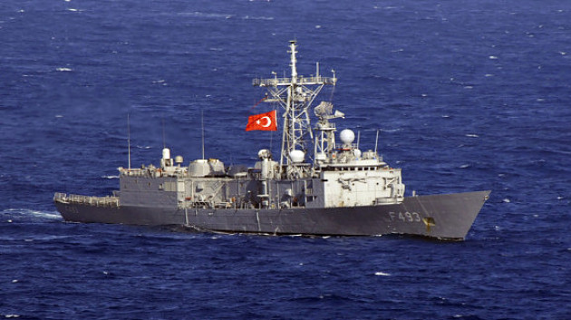toyrkiki fregata