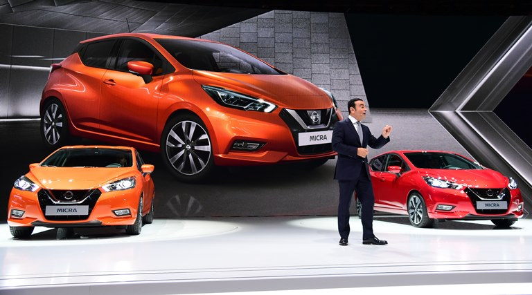 Nissan @ Paris Motor Show 2016 - Press Conference