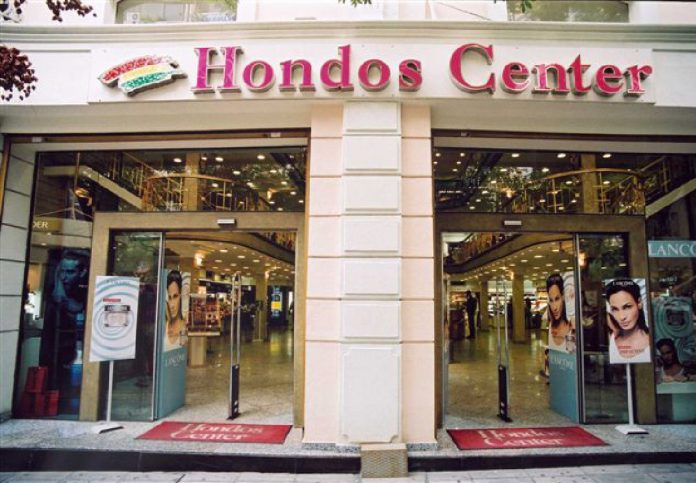 Hondos-Center-kleinoun