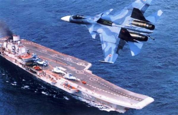 Russian-aircraft-carrier-Admiral-Kuznetsov-Kuznetsov-Class-Type-1143.5-Aircraft-CarrieR-SU-33-K-MIG-29K-PAK-FA-LANDING-TAKOFF-DECK-4-600x390