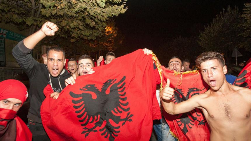 καταγωγη αλβανων