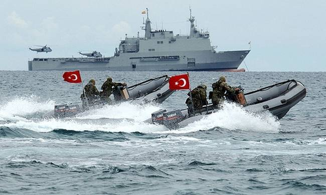 TURKEY-NAVY