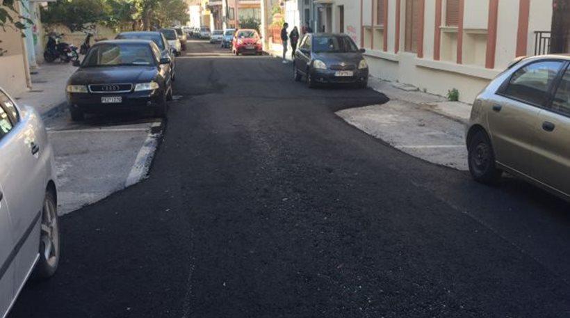 rethymno asfaltos