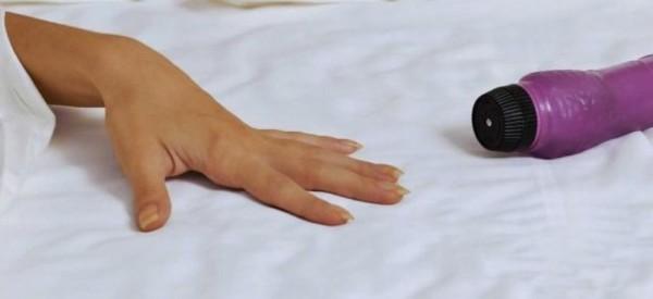 How many woman use vibrator