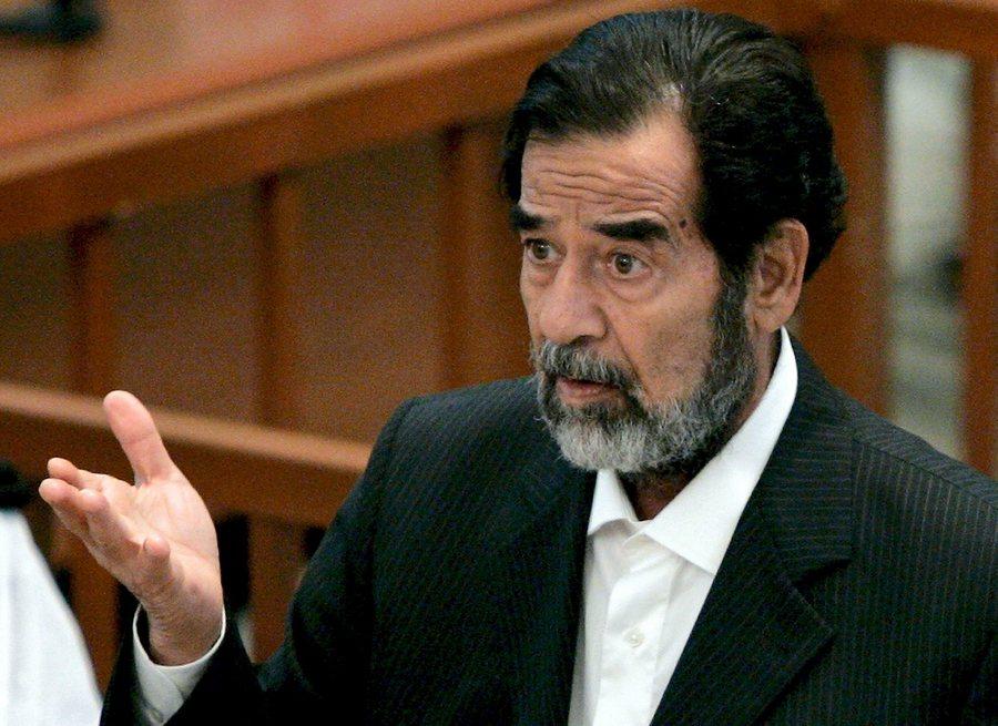 IRAQ JUDICIARY HUSSEIN TRIAL