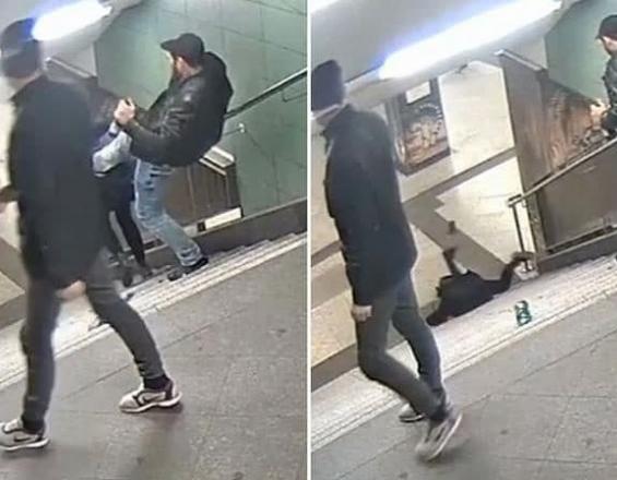 metro gynaika antras klotsia