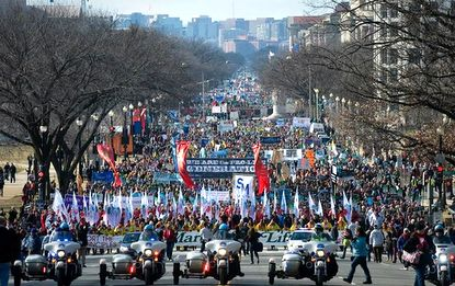 1-March for Life 2016 from March for LIfe