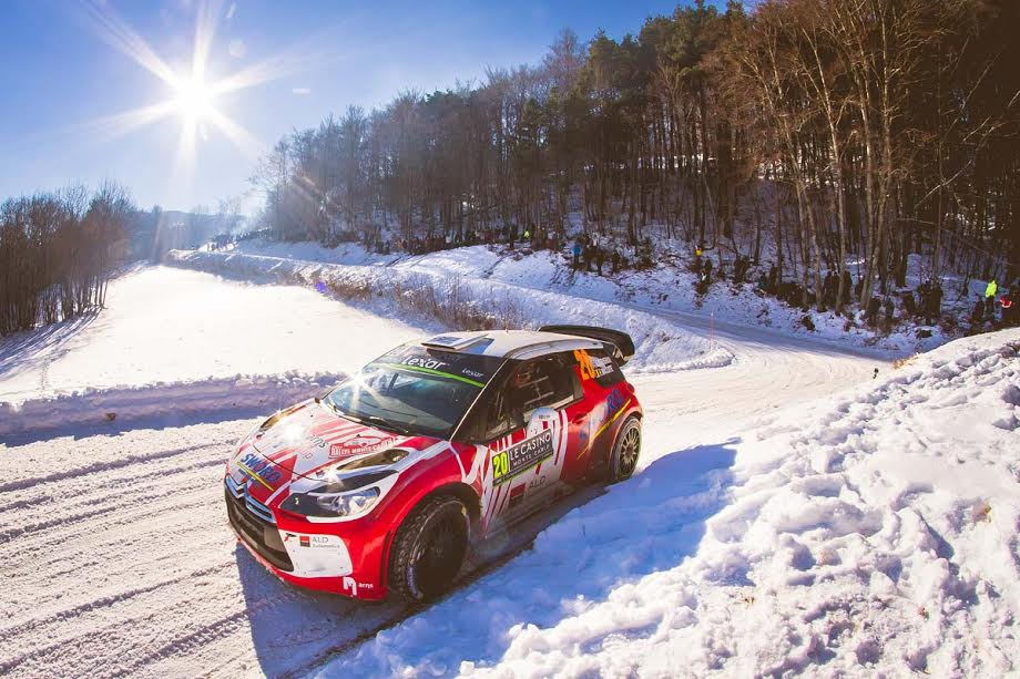 FIA WORLD RALLY CHAMPIONSHIP 2017 -WRC Monte Carlo - RALLYPIXELS