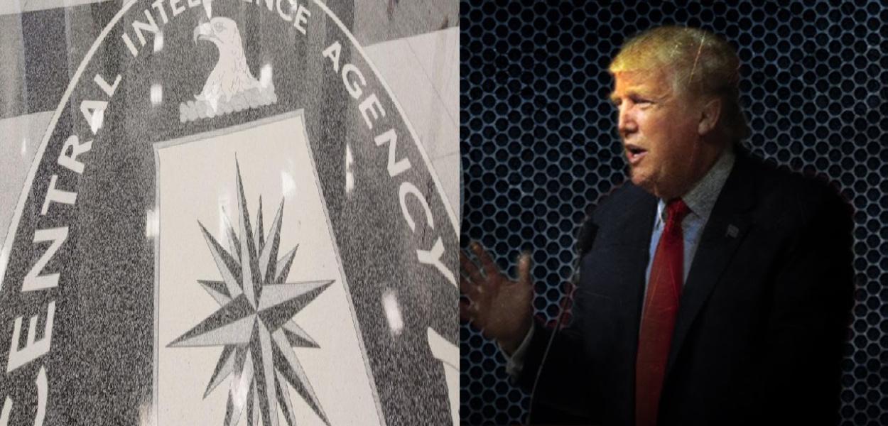 Άγριο «χέρι» από την CIA στον Ντόναλντ Τραμπ: «Πρόσεξε τι λες»