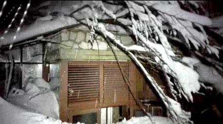 Hotel Rigopiano: soccorritori giunti sul posto