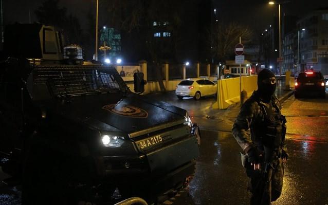 Τουρκία: Σύλληψη υπόπτου για επίθεση με ρουκέτες στην Κωνσταντινούπολη