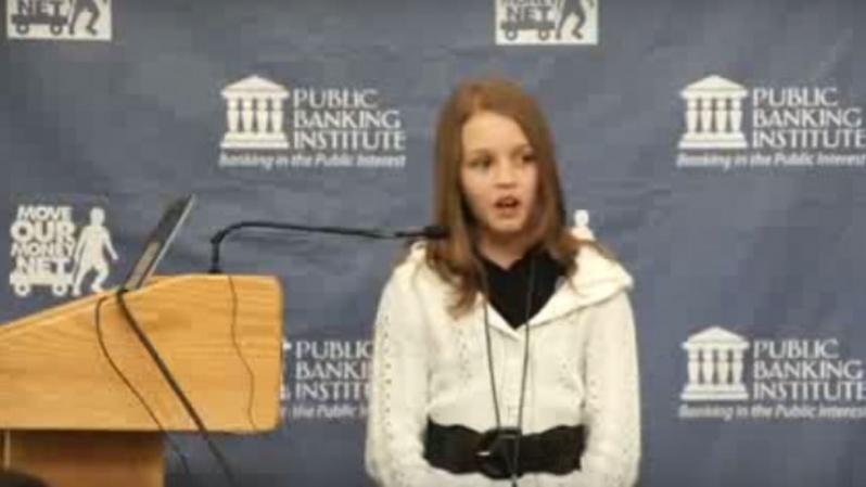 ΣΥΓΚΛΟΝΙΣΤΙΚΟ BINTEO! Ένα 12χρονο κοριτσάκι ξεσκεπάζει την απάτη του ΧΡΕΟΥΣ!