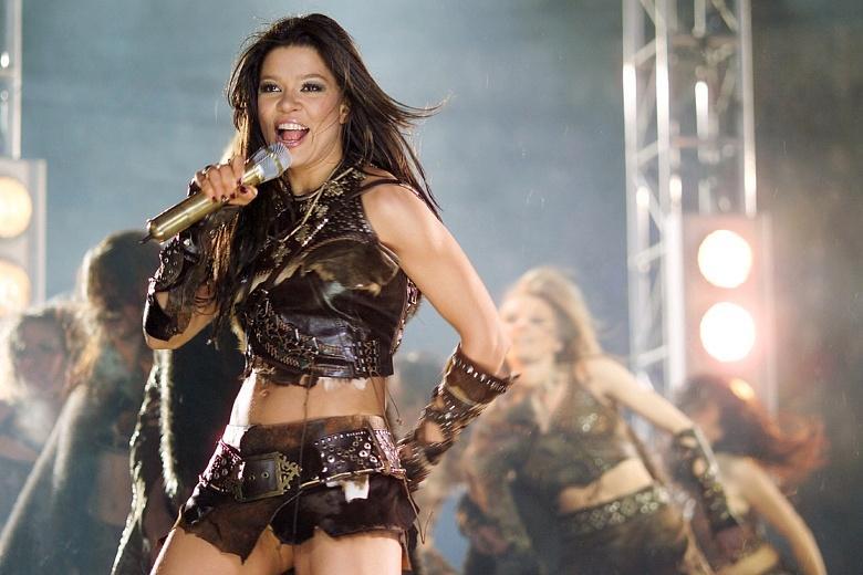 Θυμάστε την Ruslana που κέρδισε την Eurovision το 2004; Δείτε πώς είναι σήμερα… (ΦΩΤΟ&ΒΙΝΤΕΟ)
