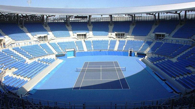 γήπεδο τένις του ΟΑΚΑ