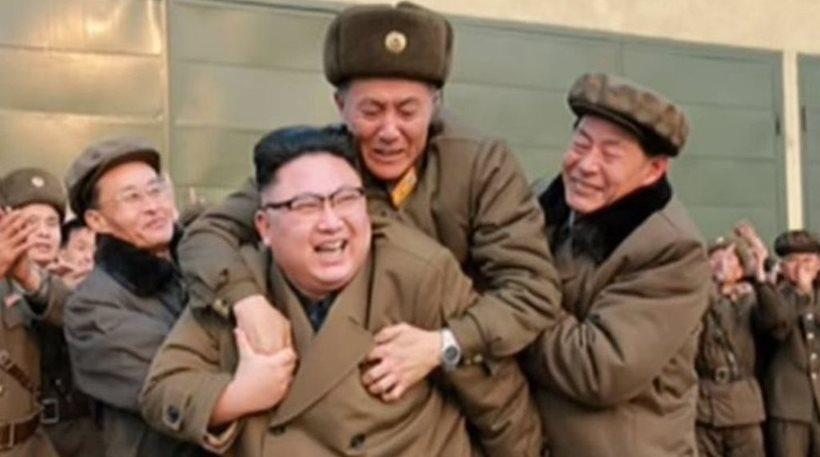 boreia korea kim yong oun