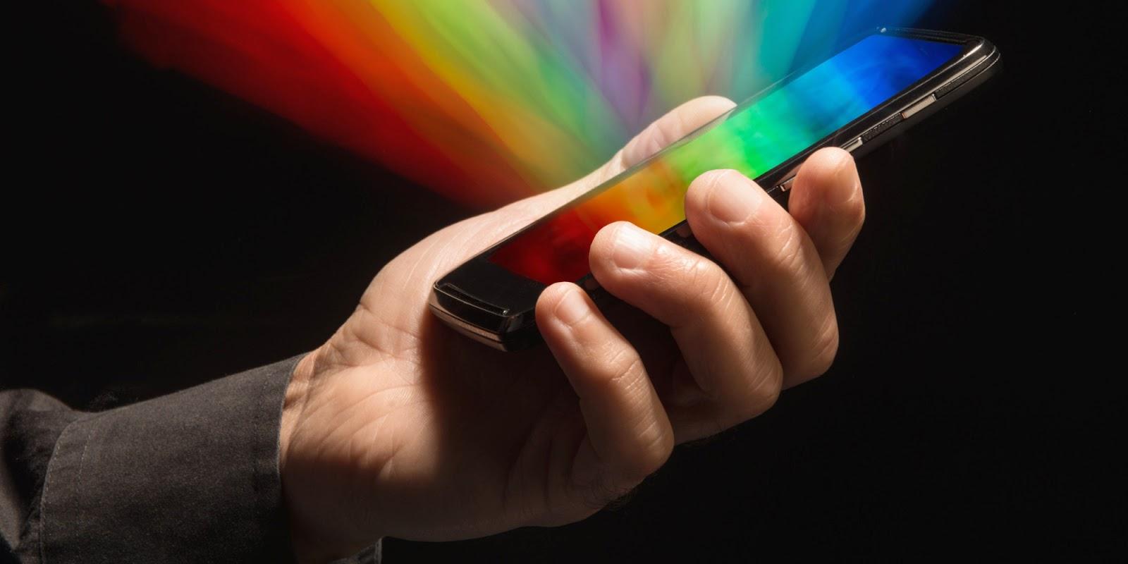 εκτεταμένη χρήση των κινητών τηλεφώνων