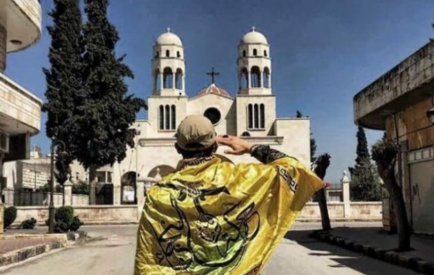 Ρώσοι στρατιώτες εισήλθαν στην Ελληνορθόδοξη πόλη Μαρντέ που βομβαρδίζουν  οι τζιχαντιστές – Makeleio.gr