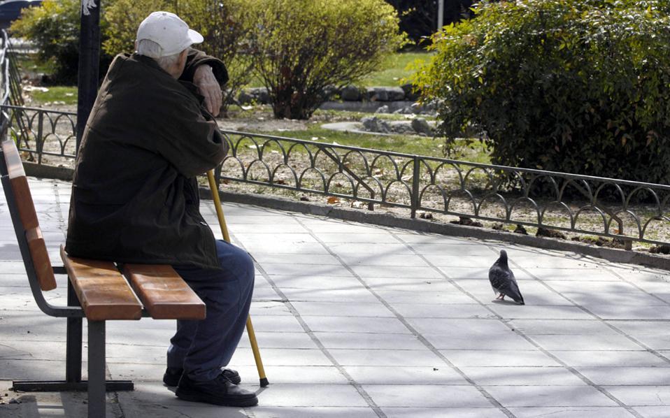 Αποτέλεσμα εικόνας για Κραυγή αγωνίας για τους συνταξιούχους: Εξαθλιωμένοι οι 8 στους 10