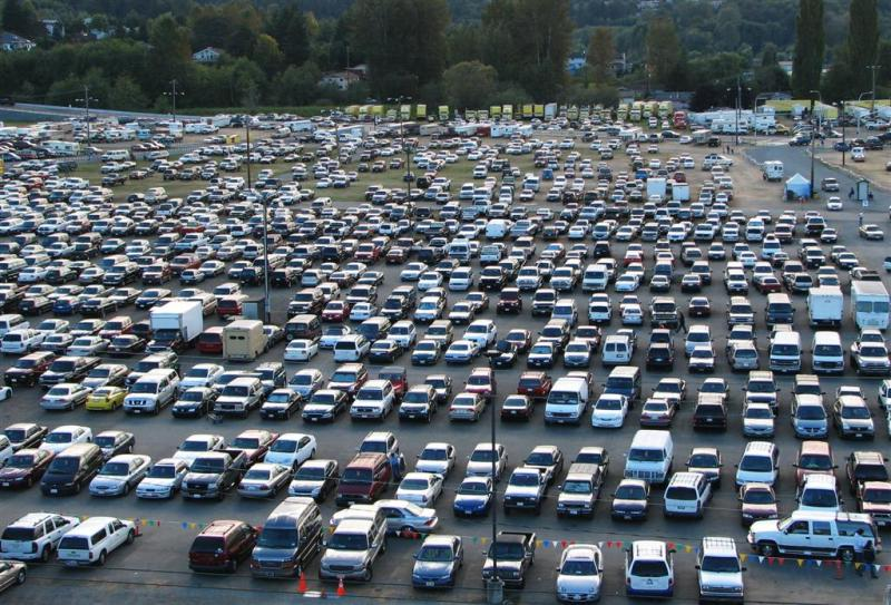 Θέση πάρκινγκ