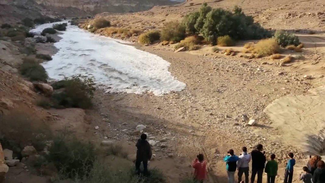 Αποτέλεσμα εικόνας για Το σπάνιο φαινόμενο του ποταμού Ζην