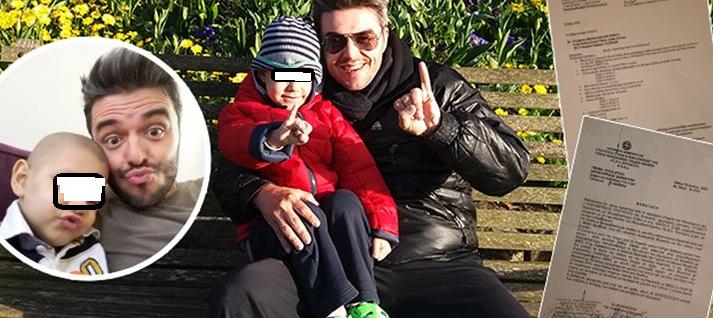Σοκάρει ο Πέτρος Πολυχρονίδης: «Σώστε το άρρωστο παιδί »