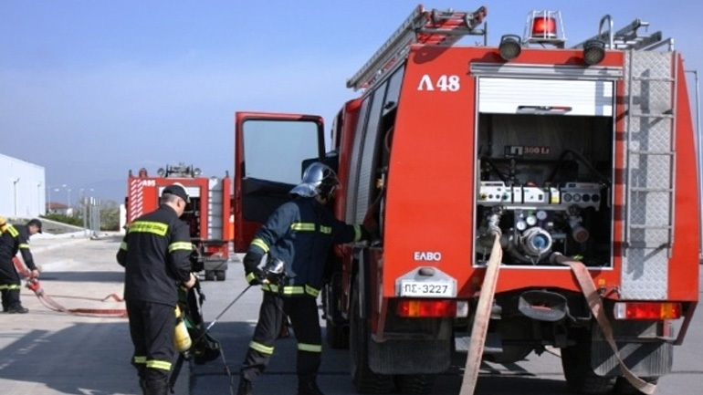 a0e6b16cbf Πυρκαγιά ξέσπασε σε δασική έκταση στην οδό Πανοράματος