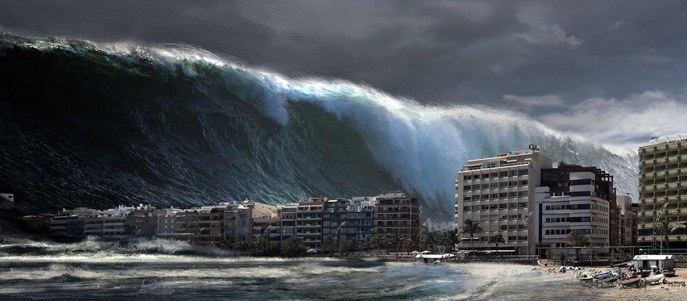 τσουναμι