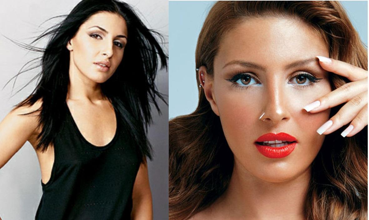 b0e0633849a 12 διάσημες Ελληνίδες ΠΡΙΝ και ΜΕΤΑ την πλαστική μύτης! ΘΑ ΠΑΘΕΤΕ ...