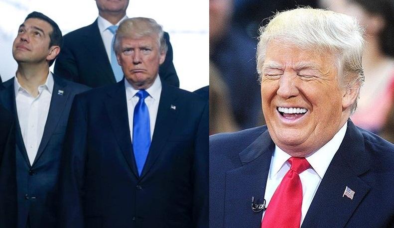 Τσίπρας-Τραμπ φωτο 3