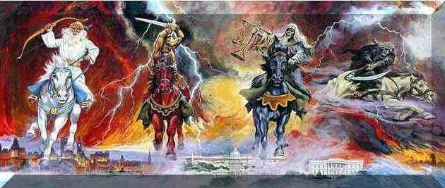 οι Τέσσερις Ιππότες της Αποκάλυψης