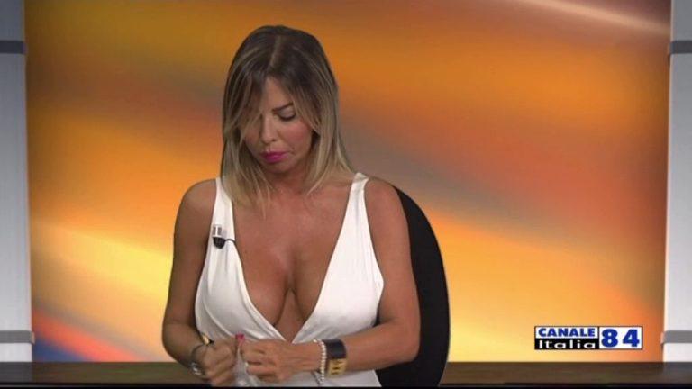 Emanuela-Botto-Boobs-Sexy-White-Dress-Kanoni-2-768x432