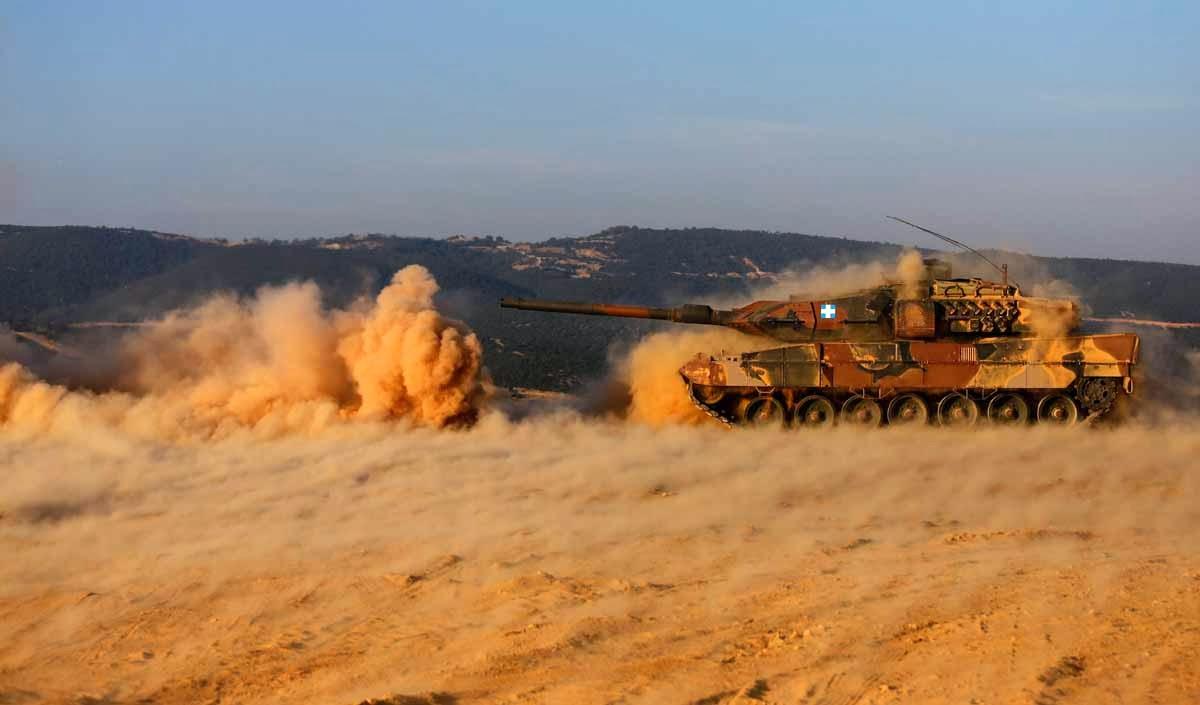 Leopard-2HEL-της-ΧΧΙΙΙ