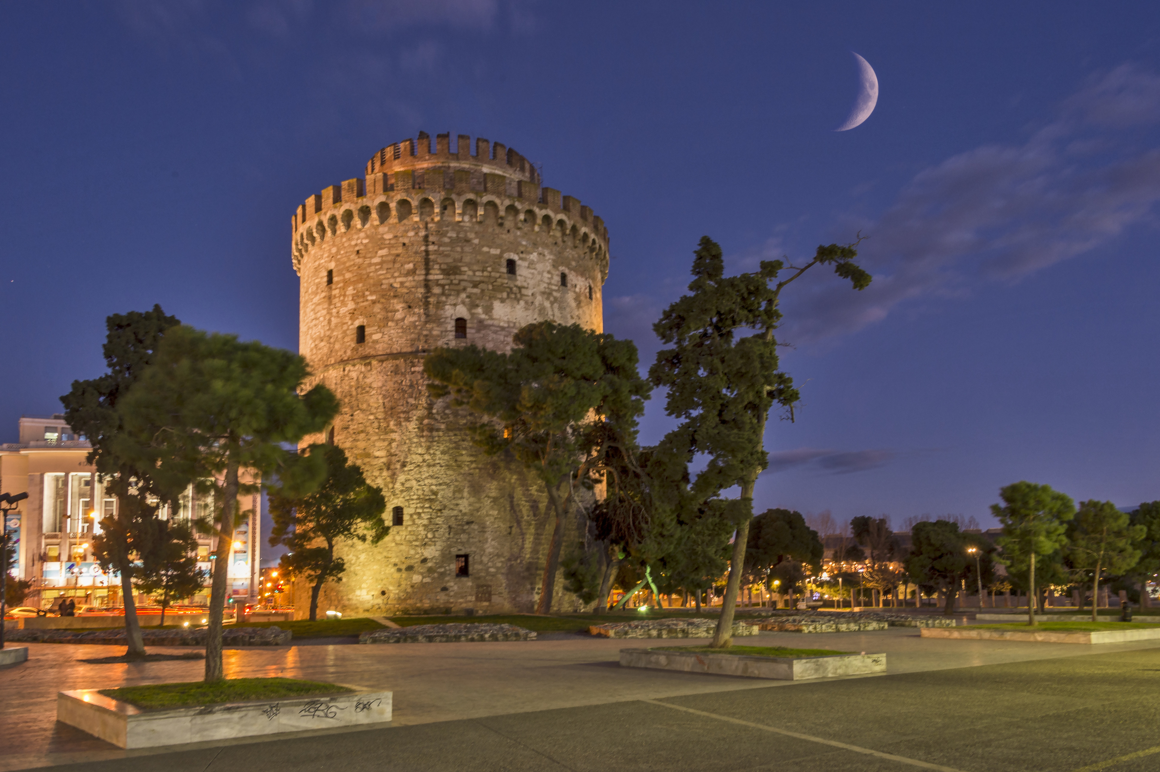 The White Tower Thessaloniki