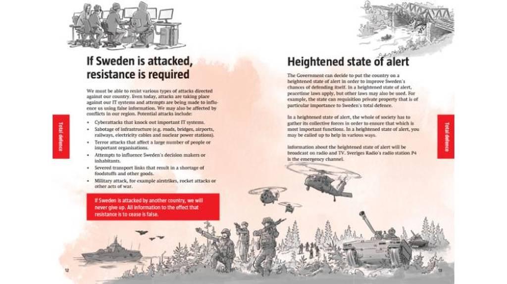 «Βόμβα»! Ετοιμάζονται για πόλεμο σε χώρα της Ευρώπης – Μοιράζουν και φυλλάδια (ΦΩΤΟ)