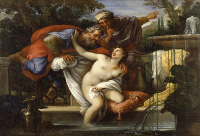 Giuseppe_Bartolomeo_Chiari_-_Susannah_and_the_Elders_-_Walters_371880-696x474