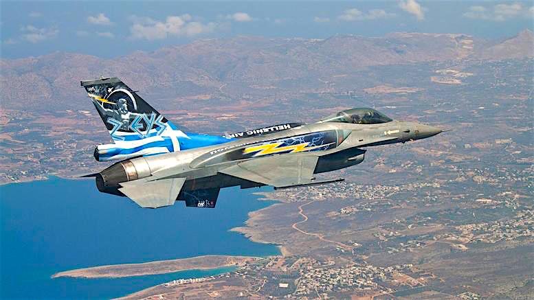 F-16_Greece