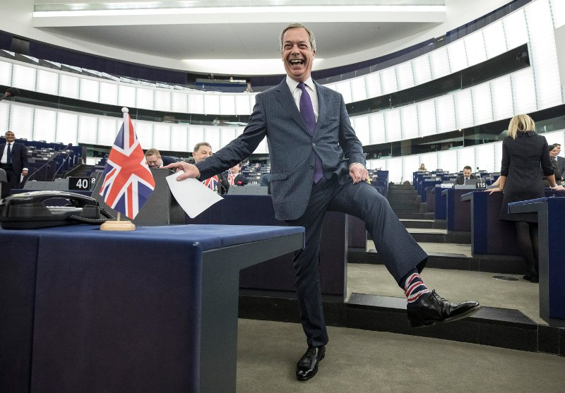 Farage-socks