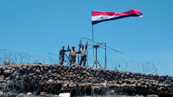 syria-golan